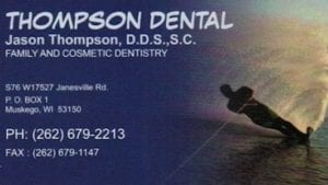 Thompson Dental: Jason Thompson D.D.S., S.C