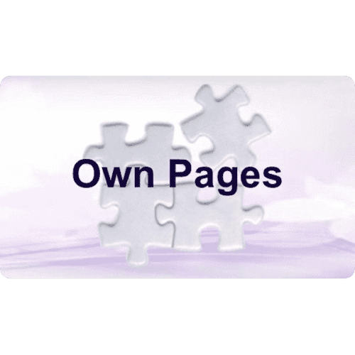 Own Pages