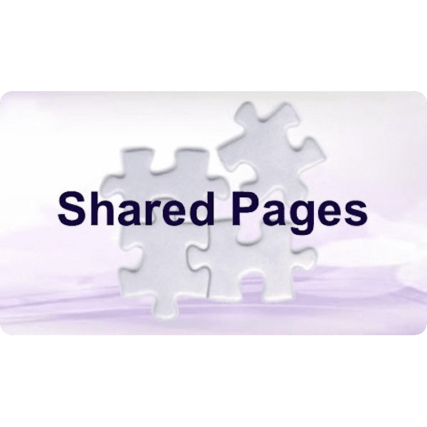 Shared Pages