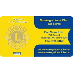 Lions Club Muskego