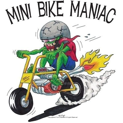 Original Mini Bike Maniac
